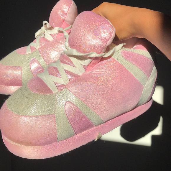 Comfy Feet Shoes   Womens Pink Sneaker